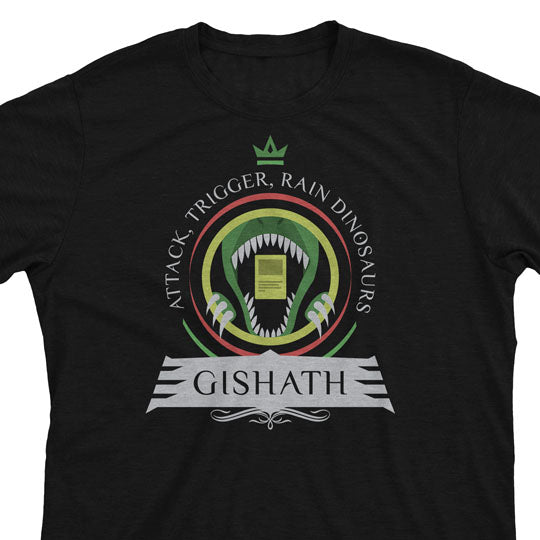Commander Gishath - Magic the Gathering Unisex T-Shirt - epicupgrades