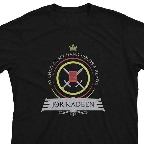 Commander Jor Kadeen - Magic the Gathering Unisex T-Shirt - epicupgrades