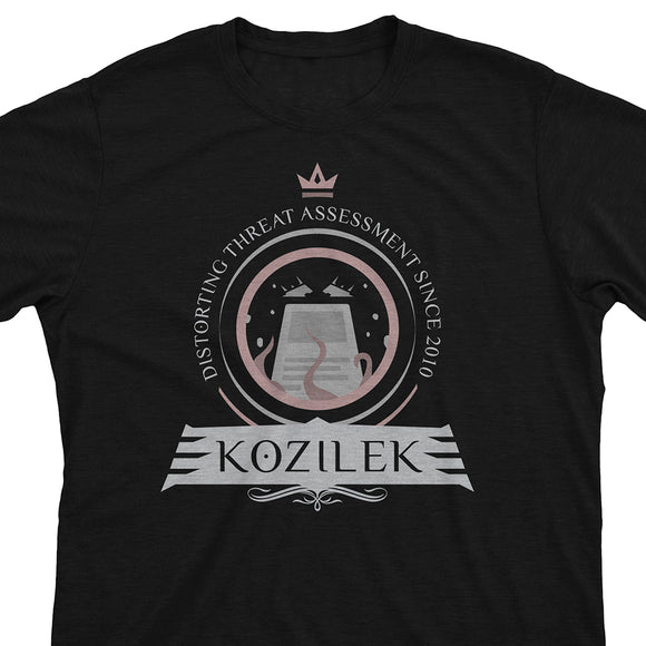 Commander Kozilek - Magic the Gathering Unisex T-Shirt - mtg