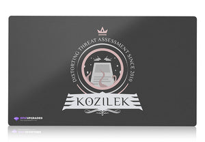 Playmat - Commander Kozilek Magic the Gathering