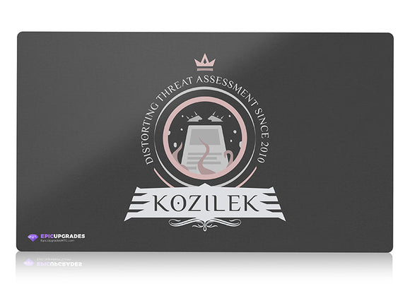 Playmat - Commander Kozilek Magic the Gathering - epicupgrades