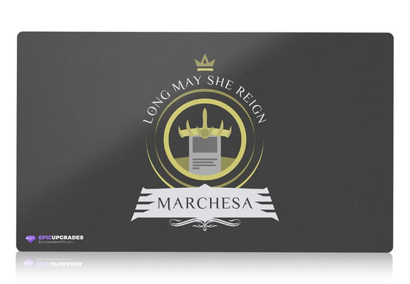 Playmat -  Commander Marchesa Magic the Gathering - epicupgrades