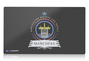 Playmat - Commander Marchesa the Black Rose Magic the Gathering - mtg