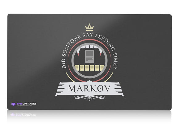 Playmat -  Commander Markov Magic the Gathering - epicupgrades
