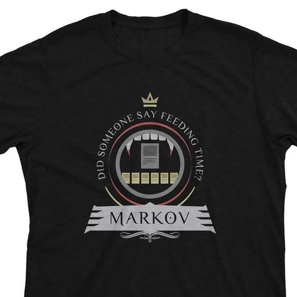 Commander Markov - Magic the Gathering Unisex T-Shirt