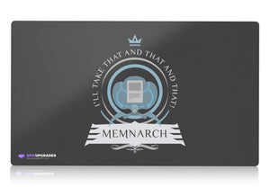 Playmat - Commander Memnarch Magic the Gathering - mtg