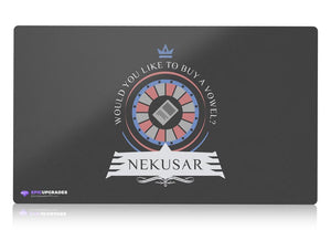 Playmat -  Commander Nekusar Magic the Gathering