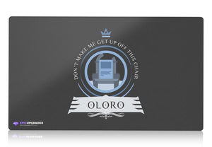 Playmat -  Commander Oloro Magic the Gathering - epicupgrades