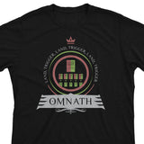Commander Omnath - Magic the Gathering Unisex T-Shirt - epicupgrades