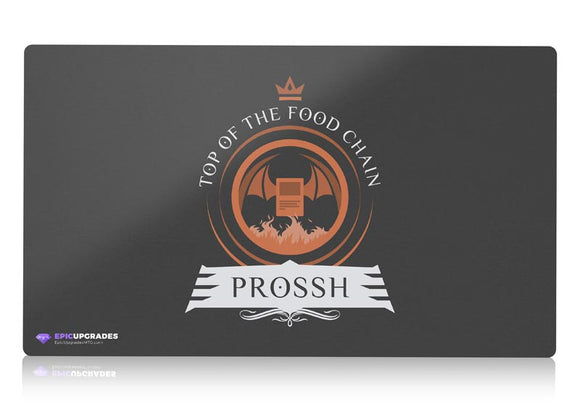 Playmat -  Commander Prossh Magic the Gathering - epicupgrades