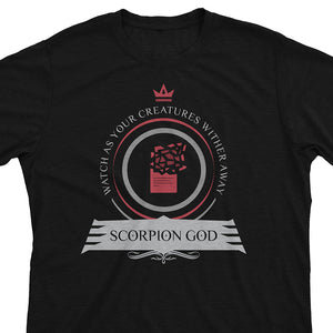 The Scorpion God - Magic the Gathering Unisex T-Shirt - mtg