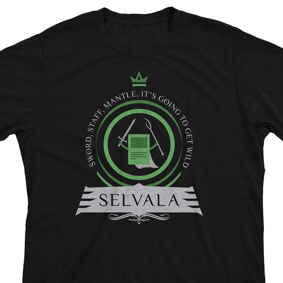 Commander Selvala - Magic the Gathering Unisex T-Shirt - epicupgrades