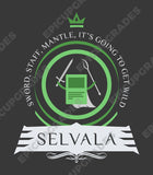 Playmat - Commander Selvala Magic the Gathering - epicupgrades