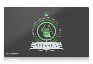 Playmat - Commander Selvala Magic the Gathering - mtg