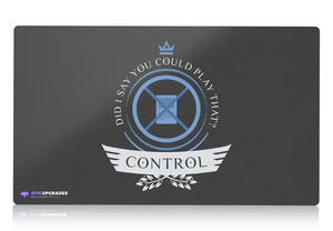 Playmat - Control Life V1 Magic the Gathering - epicupgrades
