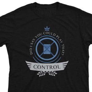 Control Life V1 - Magic the Gathering Unisex T-Shirt
