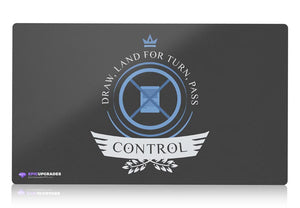 Playmat - Control Life V2 Magic the Gathering - mtg