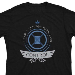 Control Life V2 - Magic the Gathering Unisex T-Shirt