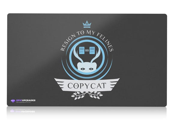 Playmat - Copycat Life V2 Magic the Gathering - mtg