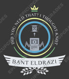 Bant Eldrazi Life - Magic the Gathering Unisex T-Shirt - mtg