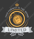 Limited Life V1 - Magic the Gathering Unisex T-Shirt - epicupgrades