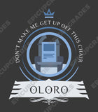 Commander Oloro - Magic the Gathering Unisex T-Shirt - mtg