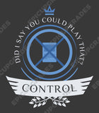Control Life V1 - Magic the Gathering Unisex T-Shirt - mtg