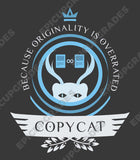 Copycat Life V1 - Magic the Gathering Unisex T-Shirt - mtg