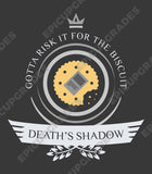 Death's Shadow Life V2 - Magic the Gathering Unisex T-Shirt - mtg