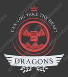 Dragons Life - Magic the Gathering Unisex T-Shirt - mtg