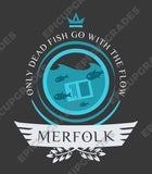 Merfolk Life V2 - Magic the Gathering Unisex T-Shirt - mtg