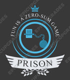 Prison Life V2 - Magic the Gathering Unisex T-Shirt - epicupgrades