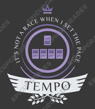 Tempo Life - Magic the Gathering Unisex T-Shirt - mtg