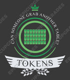 Tokens Life - Magic the Gathering Unisex T-Shirt - epicupgrades