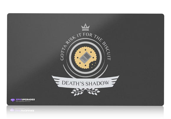 Playmat - Death's Shadow Life V2 Magic the Gathering - epicupgrades