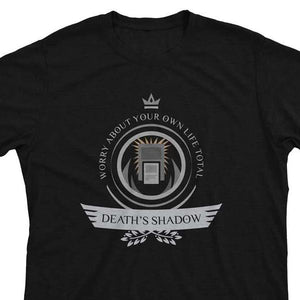 Death's Shadow Life V1 - Magic the Gathering Unisex T-Shirt - epicupgrades