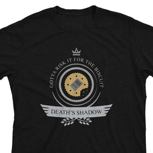 Death's Shadow Life V2 - Magic the Gathering Unisex T-Shirt