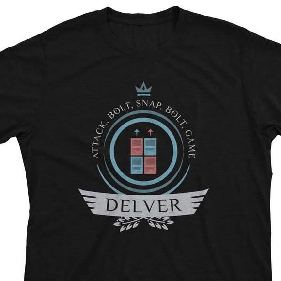Delver Life V1 - Magic the Gathering Unisex T-Shirt
