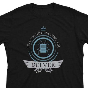 Delver Life V2 - Magic the Gathering Unisex T-Shirt - epicupgrades