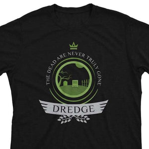 Dredge Life V1 - Magic the Gathering Unisex T-Shirt - epicupgrades
