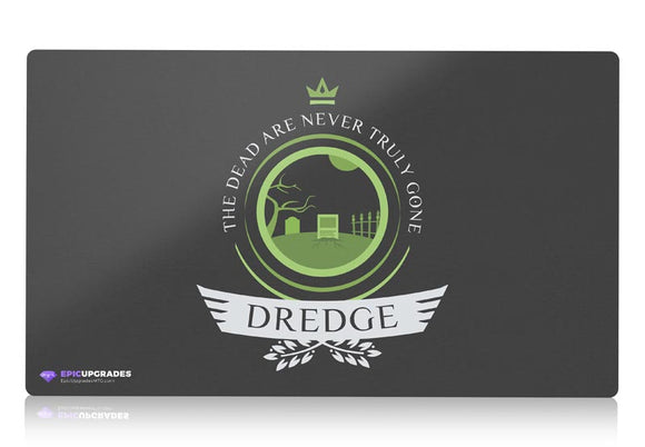 Playmat - Dredge Life V1 Magic the Gathering - epicupgrades