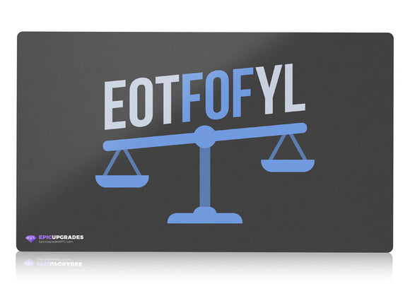 Playmat - EOTFOFYL Fact or Fiction Magic the Gathering - epicupgrades