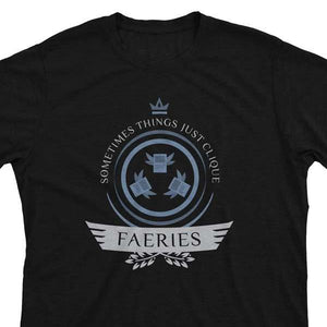 Faeries Life V1 - Magic the Gathering Unisex T-Shirt - epicupgrades