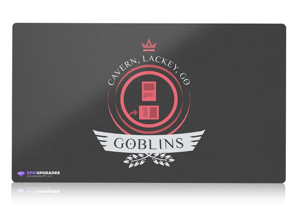 Playmat - Goblins Life V1 Magic the Gathering - epicupgrades