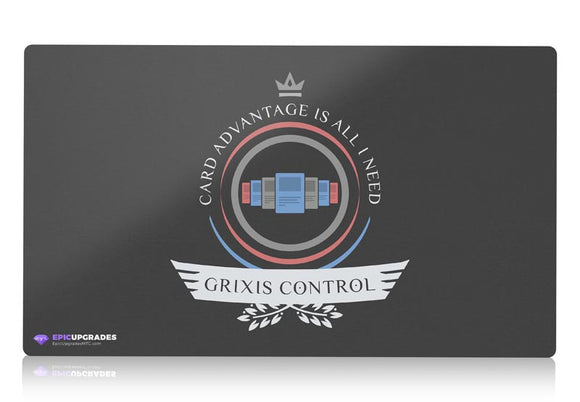 Playmat - Grixis Control Life V2 Magic the Gathering - mtg