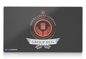Playmat - Group Hug Life Magic the Gathering - epicupgrades