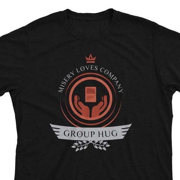 Group Hug Life - Magic the Gathering Unisex T-Shirt - epicupgrades