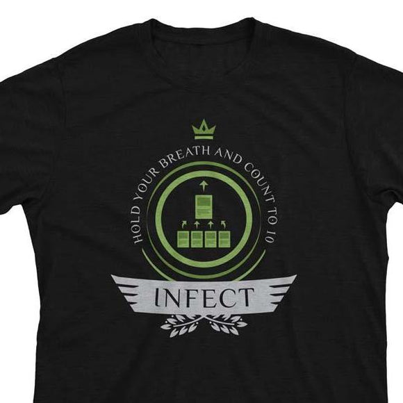 Infect Life V1 - Magic the Gathering Unisex T-Shirt - epicupgrades