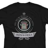 Ironworks Life - Magic the Gathering Unisex T-Shirt - epicupgrades