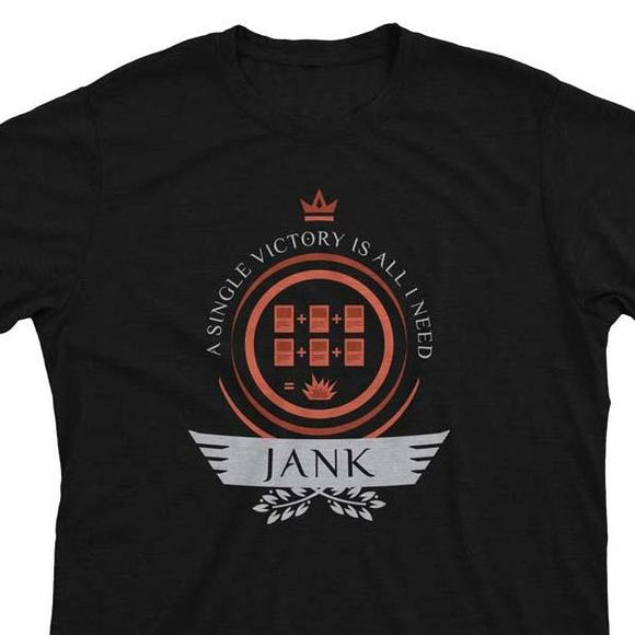 Jank Life V1 - Magic the Gathering Unisex T-Shirt - epicupgrades